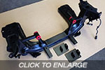 Mazda RX8 Racefab LS1 Conversion Subframe