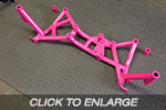 EVO 1-3 Racefab Chromoly front Subframe to suit EVO 7-9 Engine and Trans Conversion DRAG version