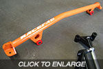 EVO 4-6 Racefab Chromoly North South Bar