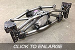 EVO 7-9 Racefab Chromoly Rear Subframe To Suit Supra Diff